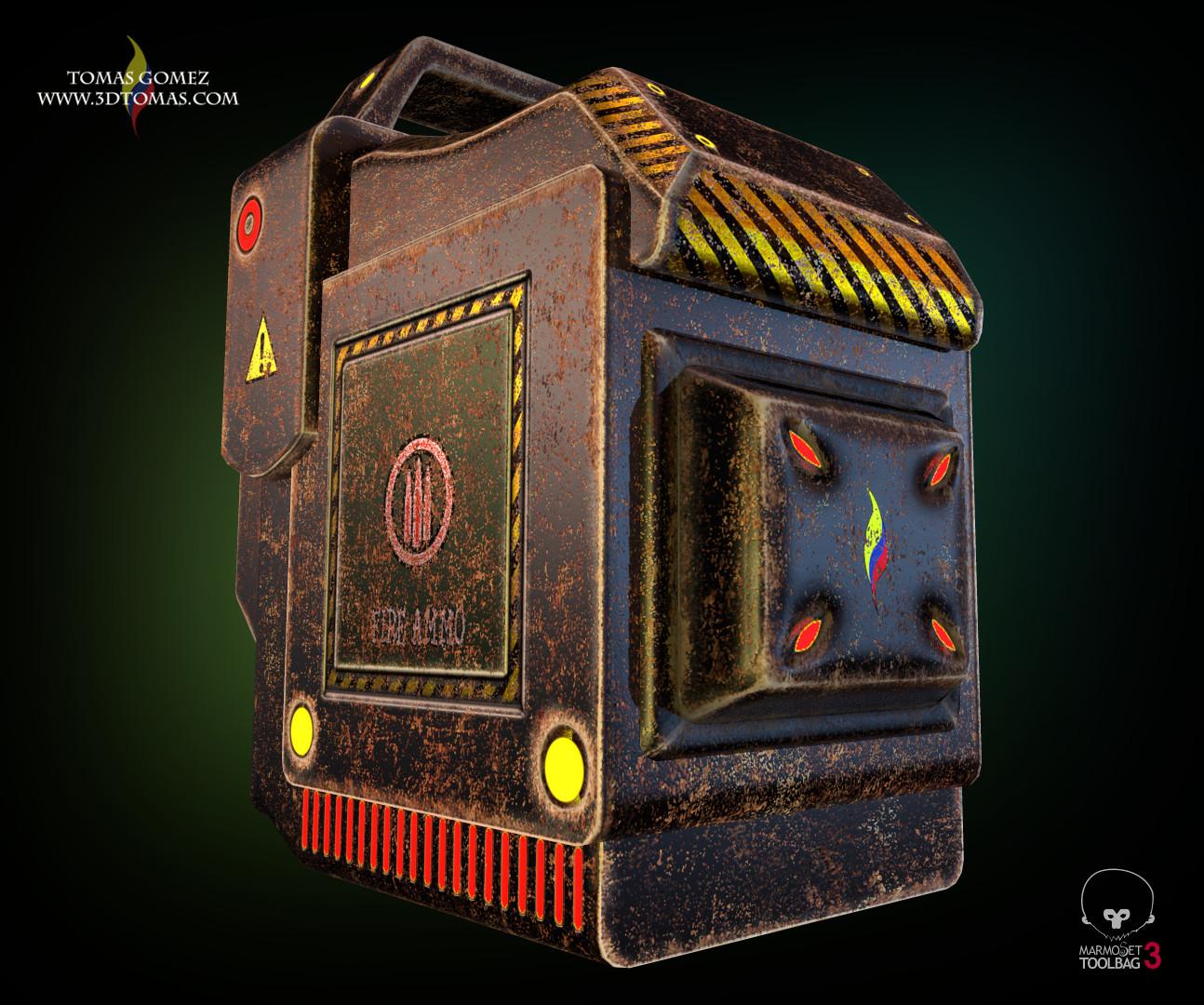 Tomas gomez crate3