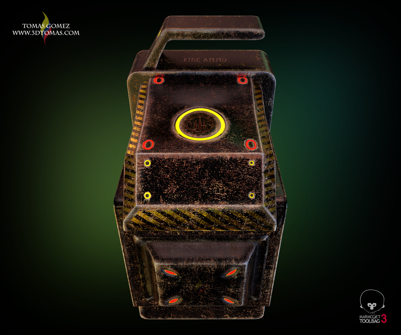 Tomas gomez crate5