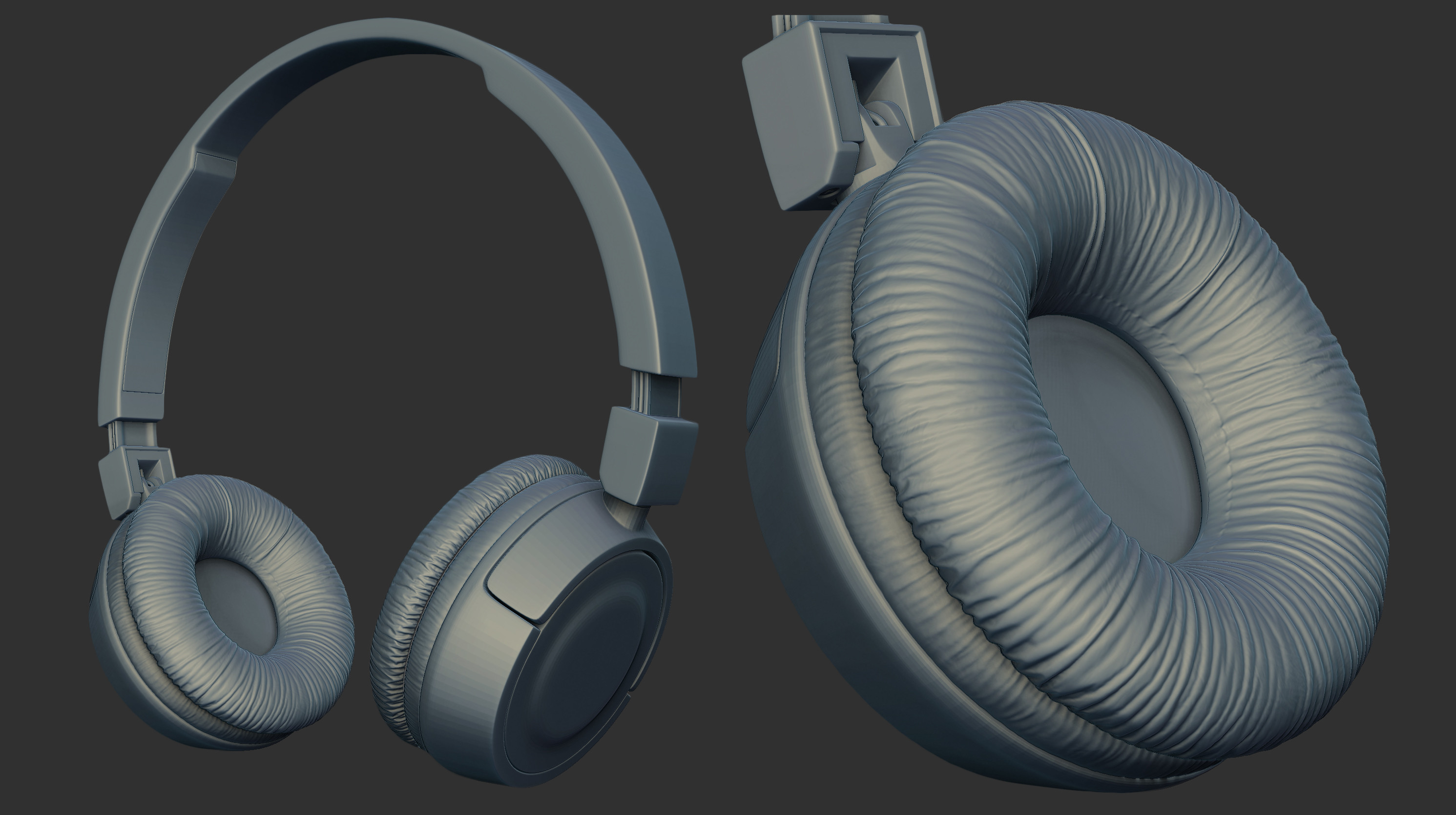 Viewport render from Zbrush