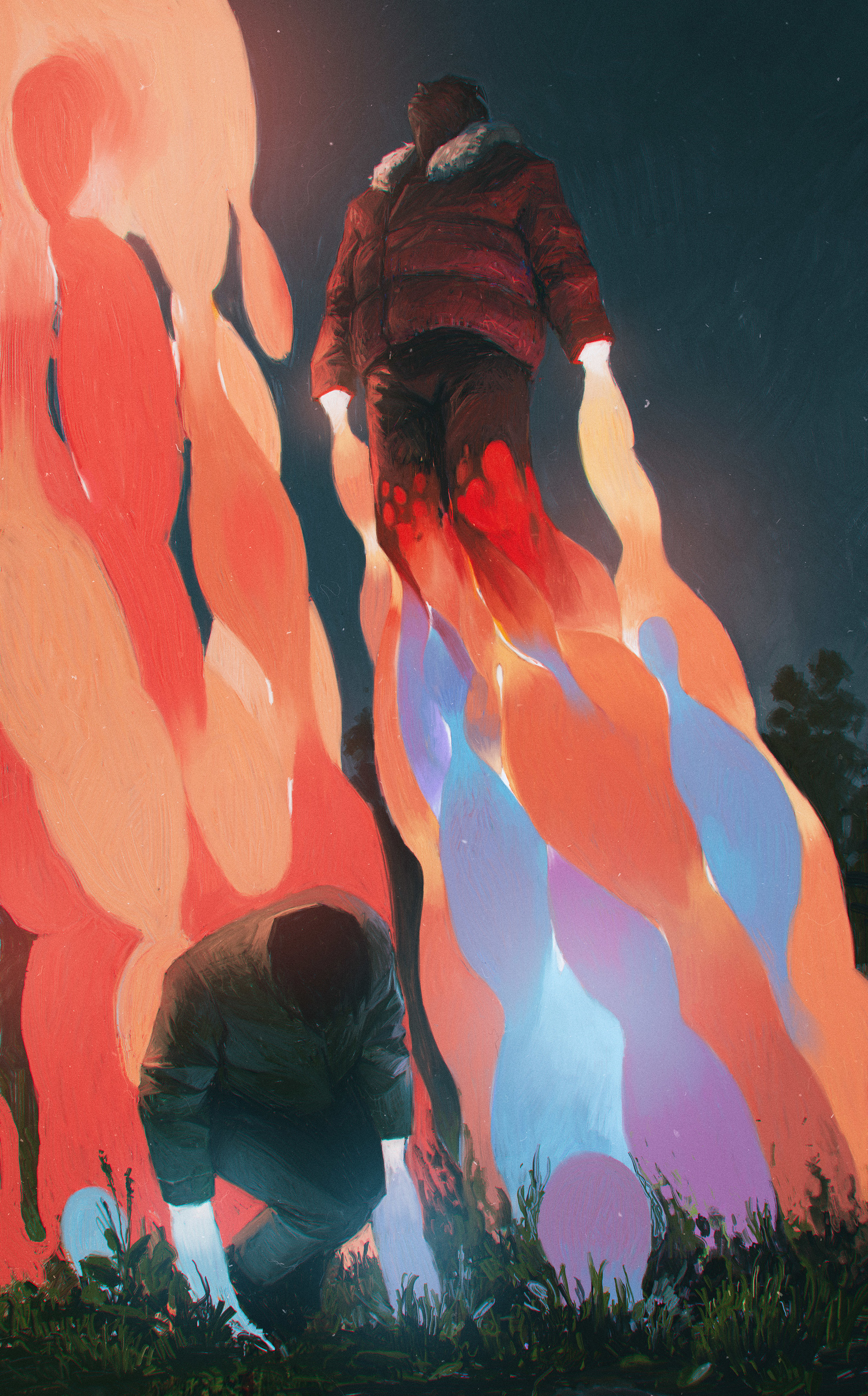 [Reflexion] Les oeuvres qui vous inspirent Eugene-korolev-ascending-lo
