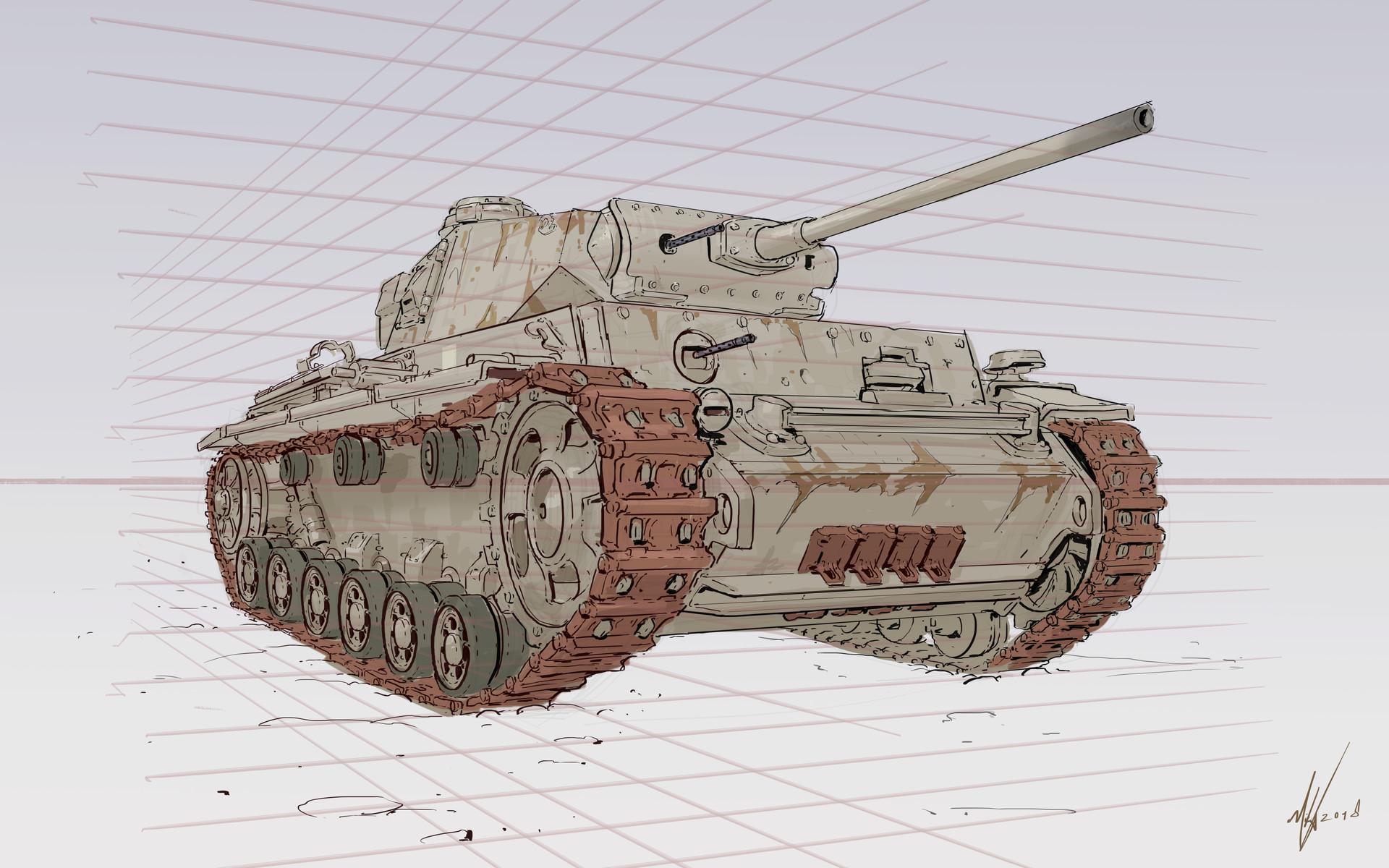 Michal kus apd panzer3 breakdown nologo step3