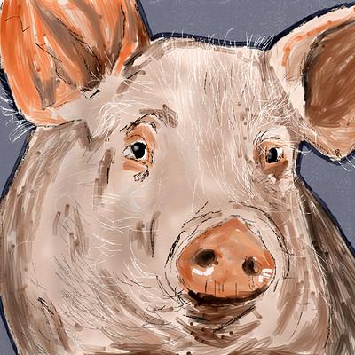 Jon jensen pig