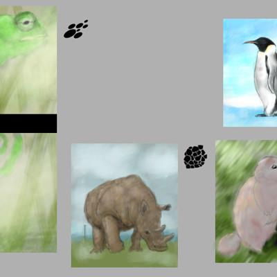 Cleyon johns animals
