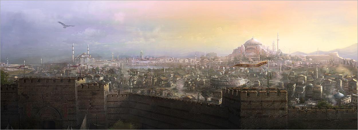 (c) Ubisoft : Assassin's Creed Revelations