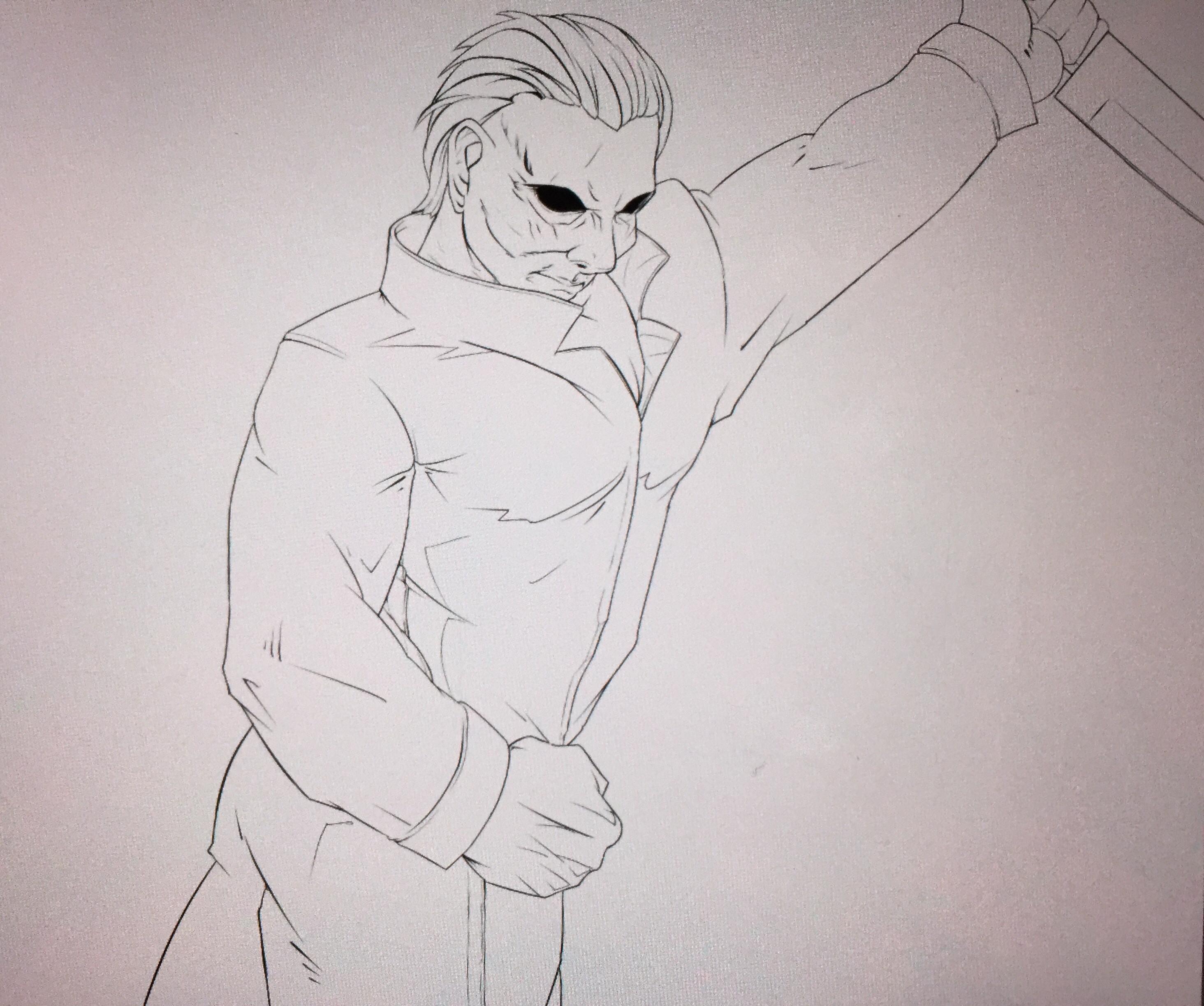 Michael ink