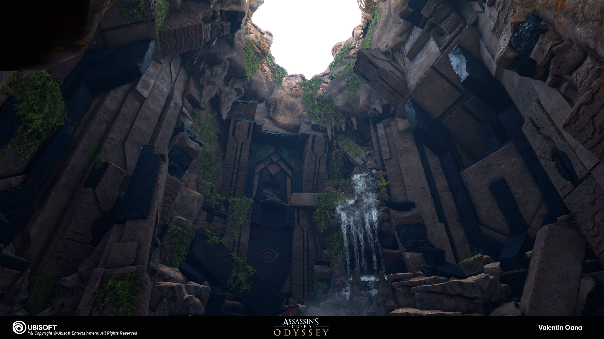 Artstation Assassin S Creed Odyssey Environment Work Valentin
