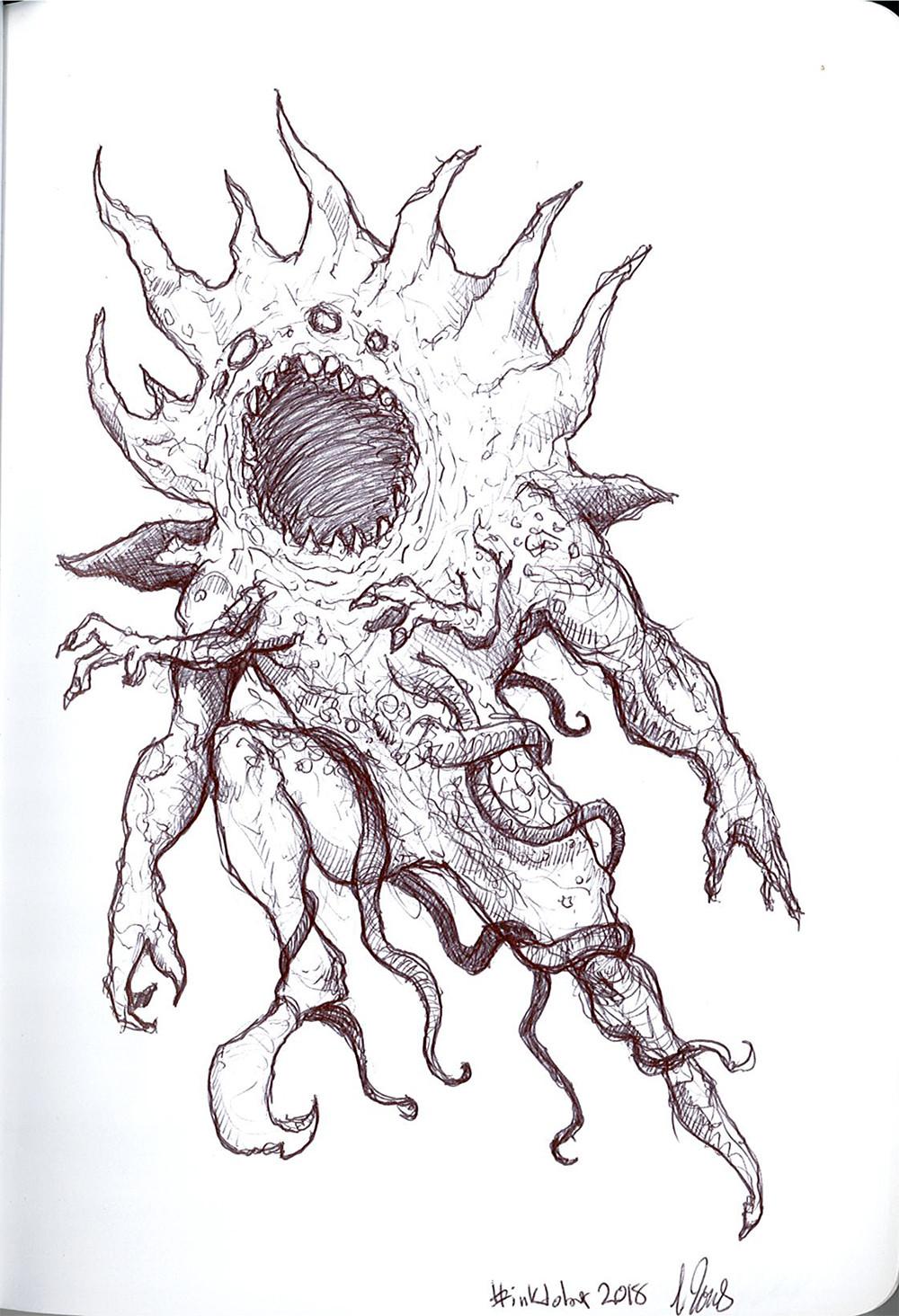 12 Random monster