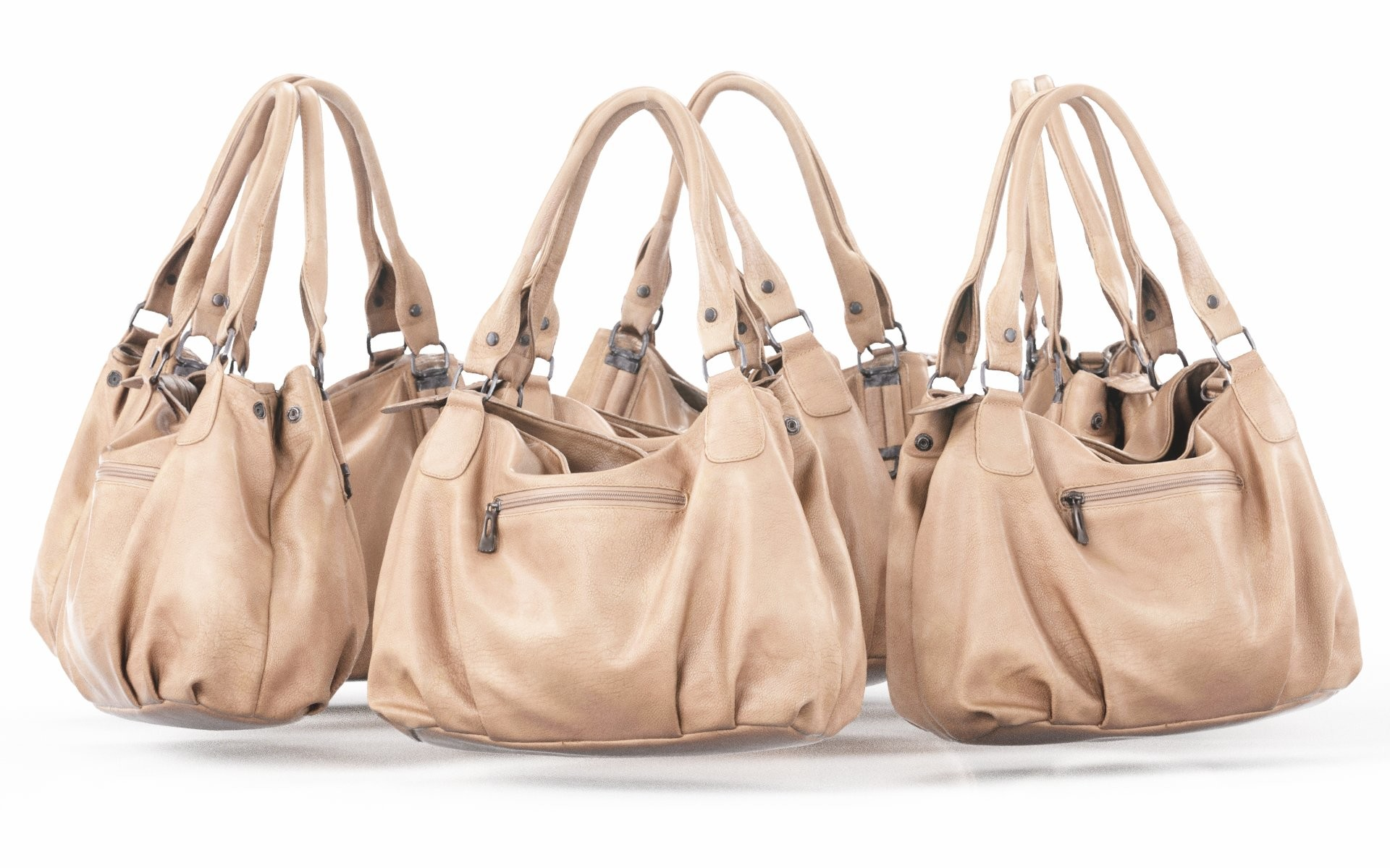 5343c6c4e2b9 https   www.cgtrader.com 3d-models character clothing light-brown-leather- handbag