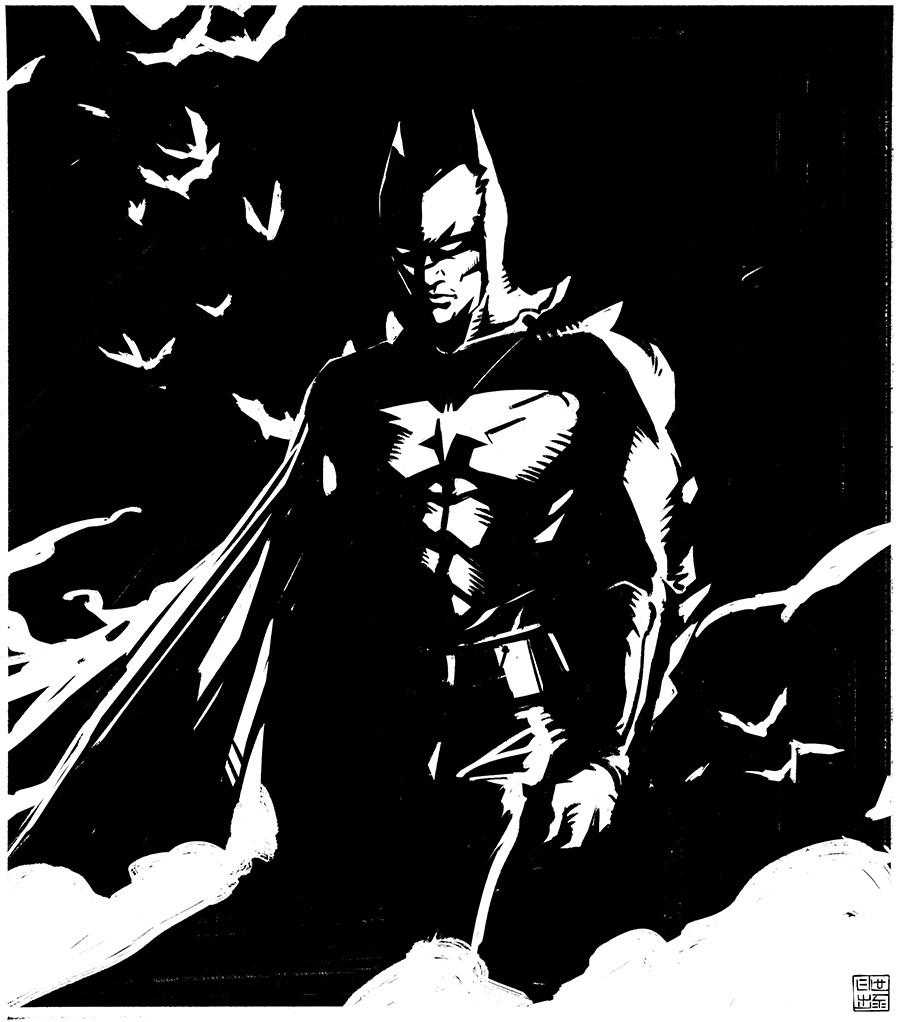 Lorenz hideyoshi ruwwe batman2