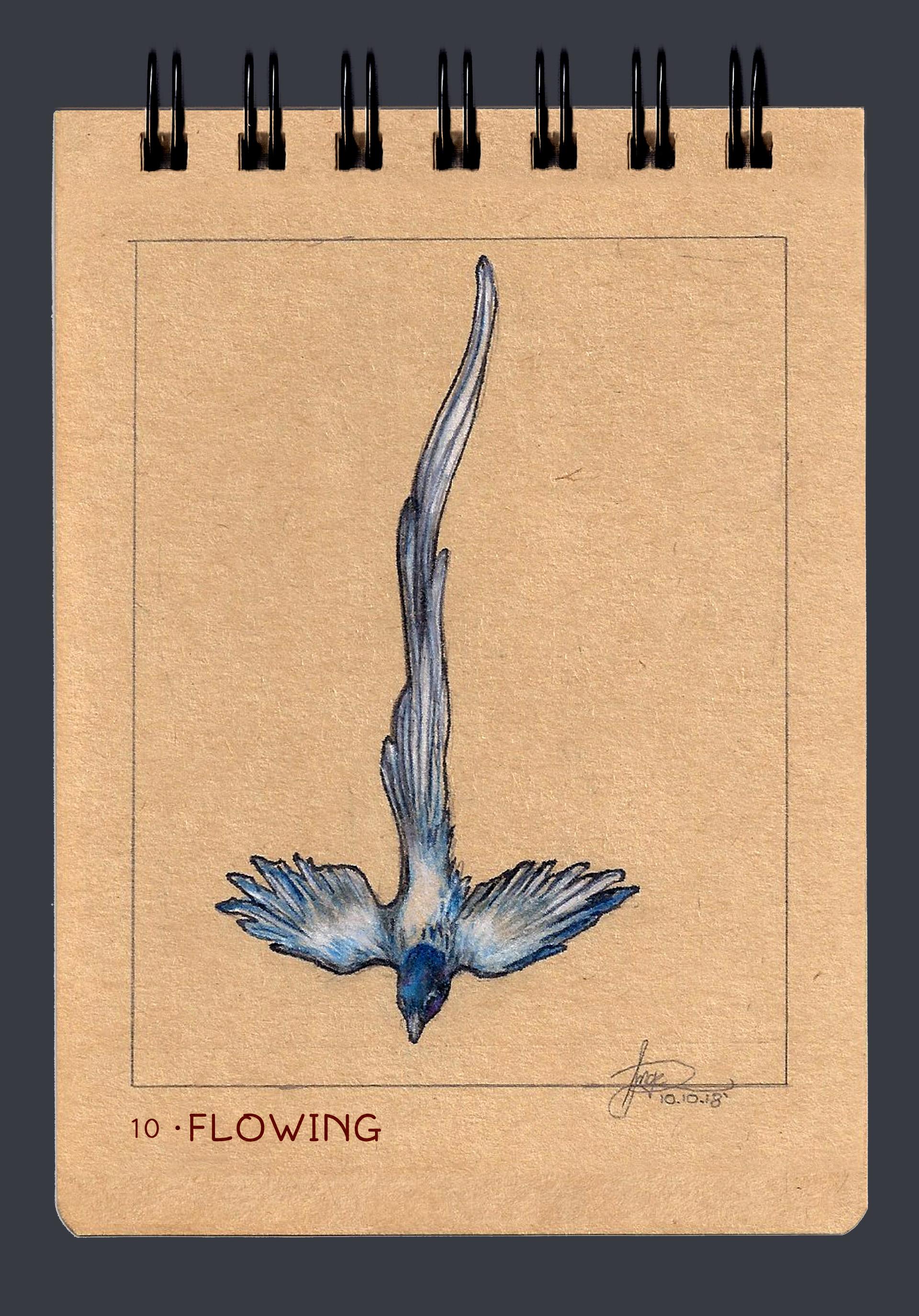 Angelica zurawski 181010 flowing