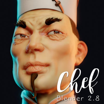 Daniel aubert chef thumbnail artstationsrgb