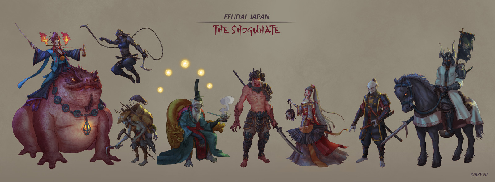 Feudal Japan: The Shogunate