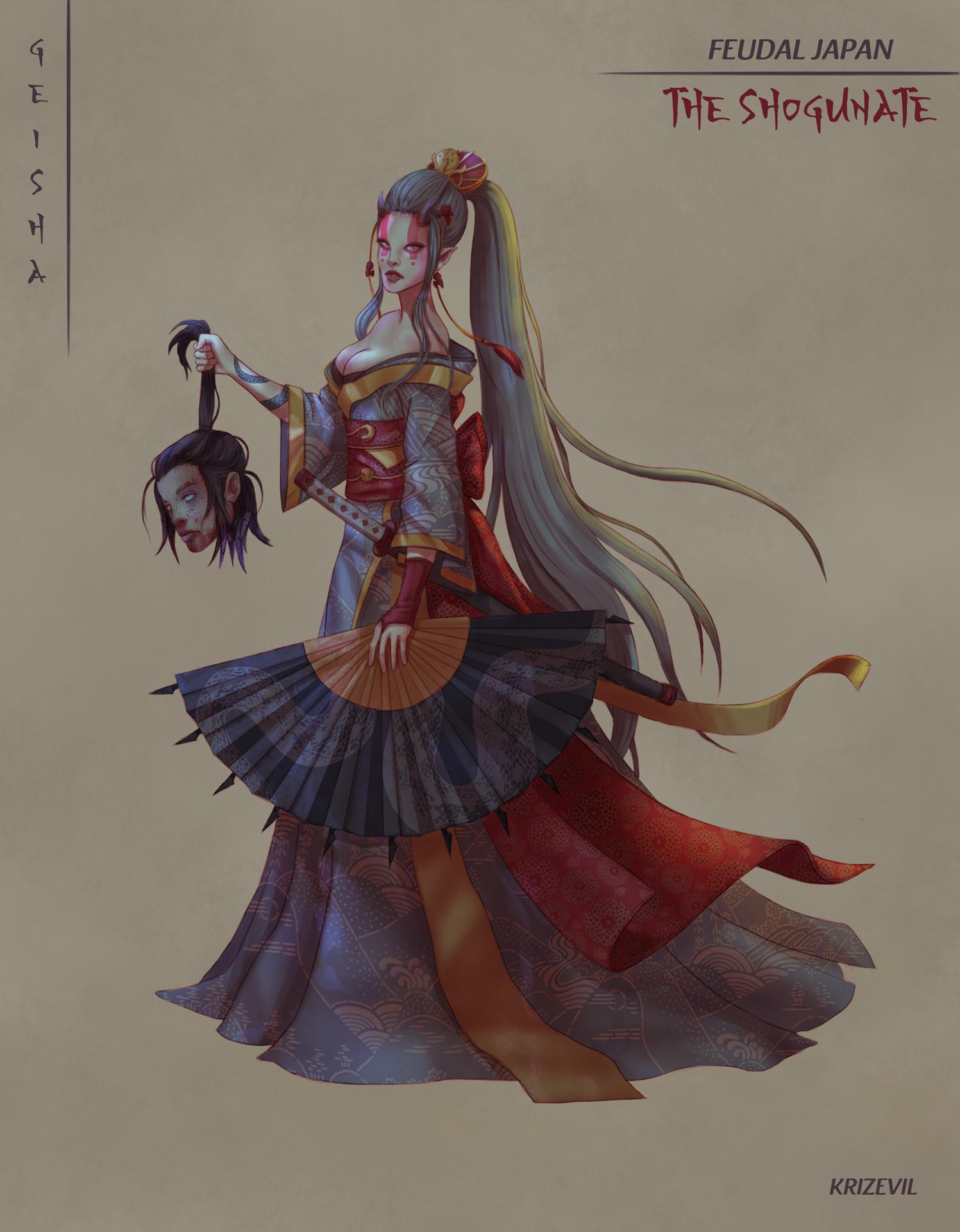 Christian villacis 04 geisha