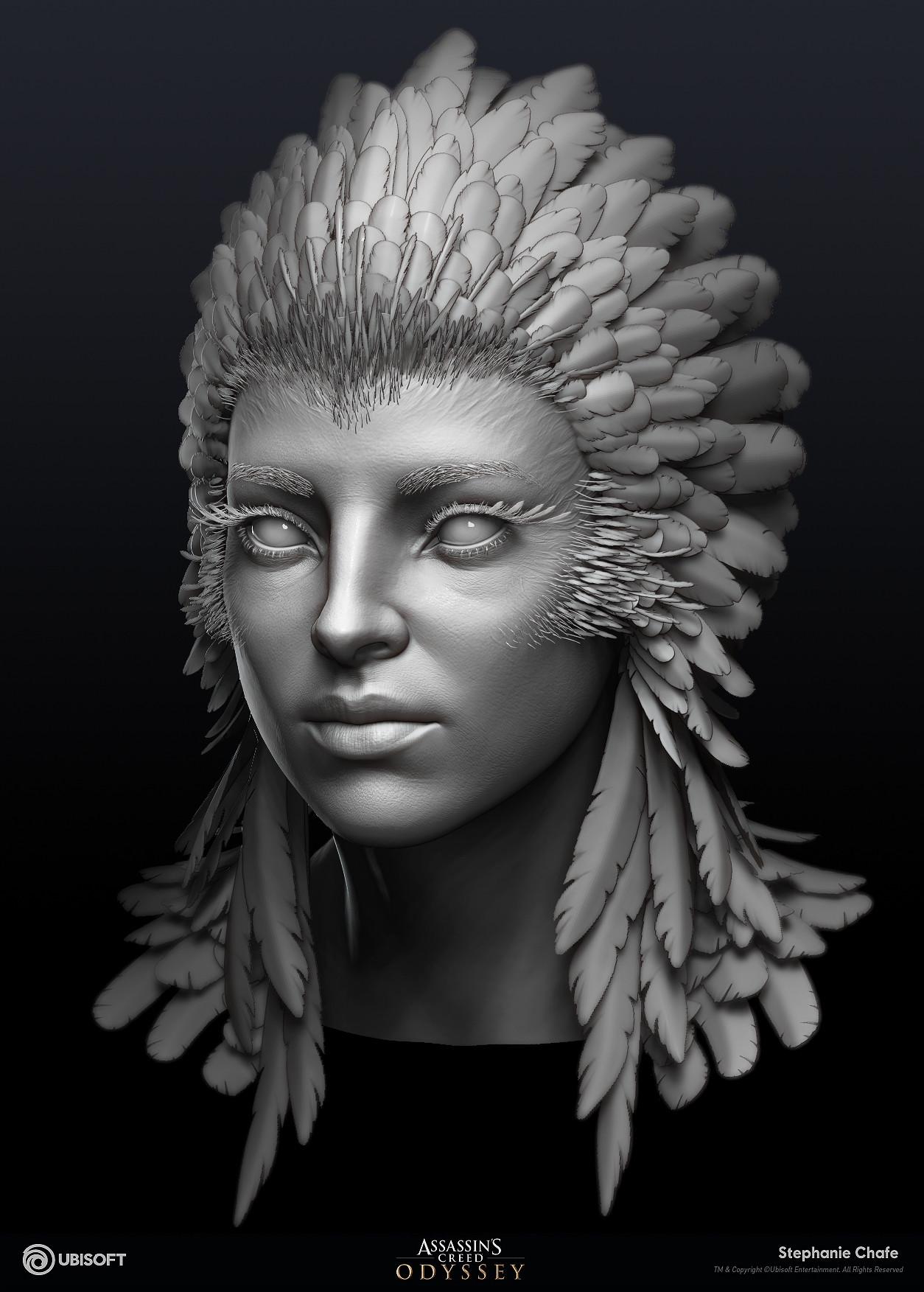 Stephanie chafe artblast sphinxsculpt