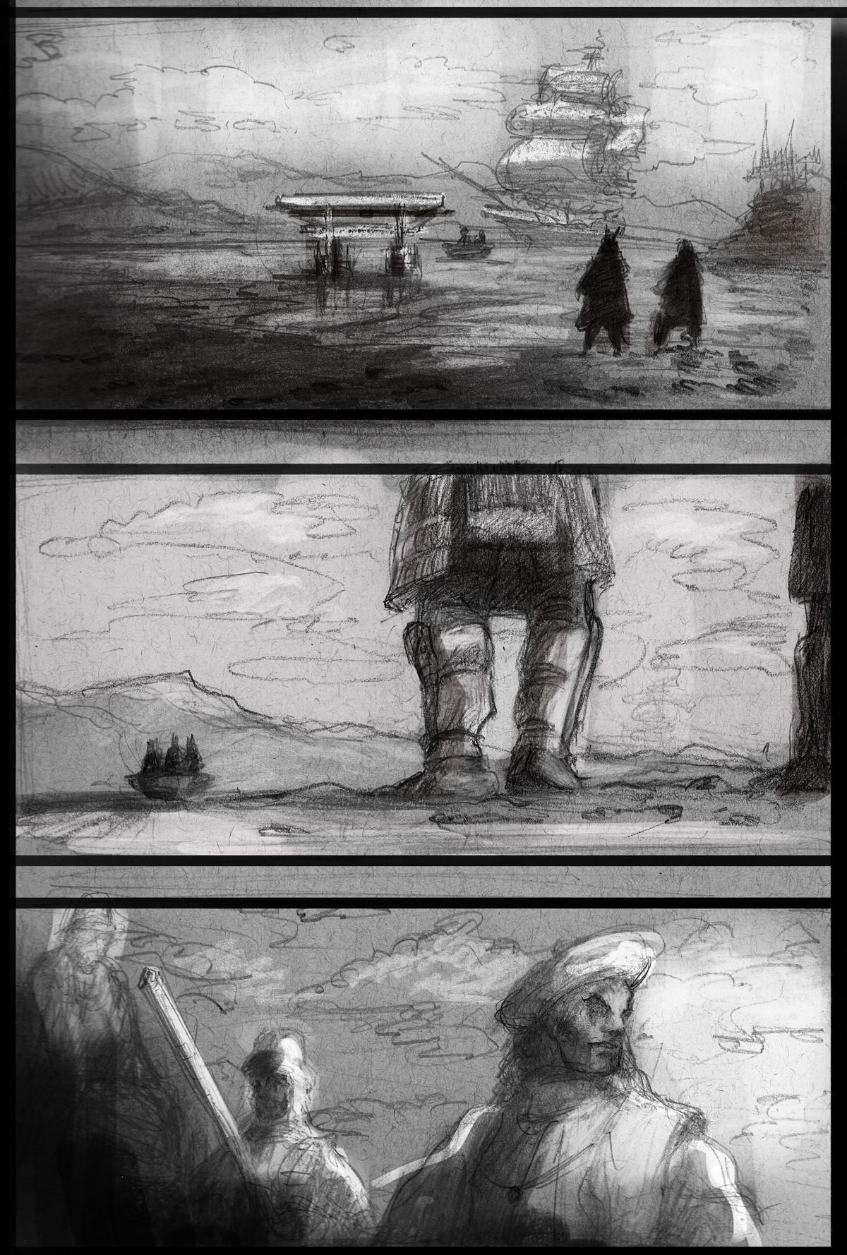 Nicolas chacin sketches3