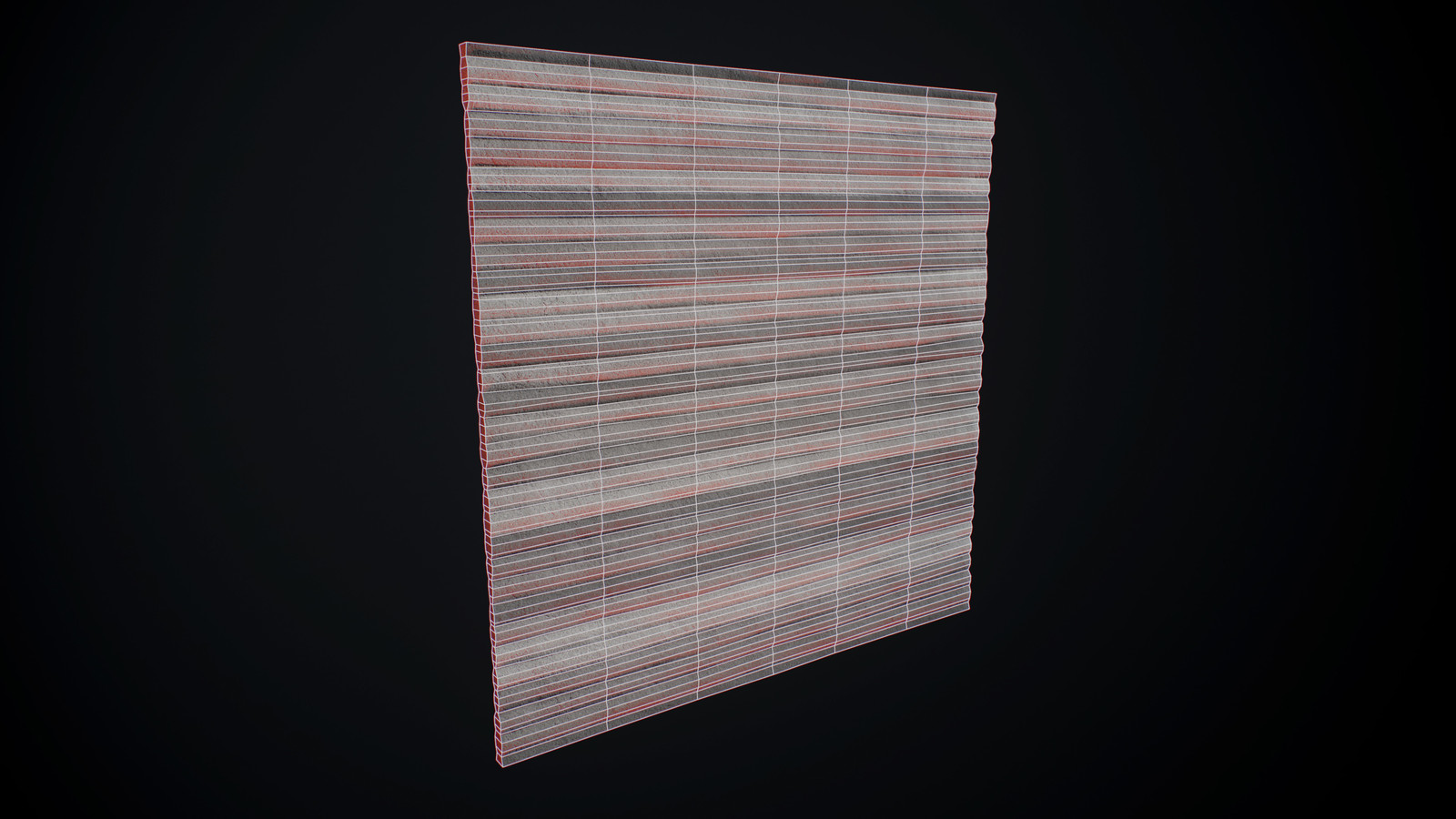 Wall Wireframe