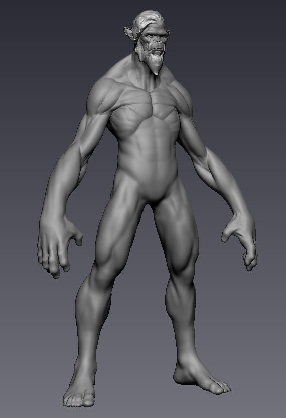 Just looking for some fun proportions.