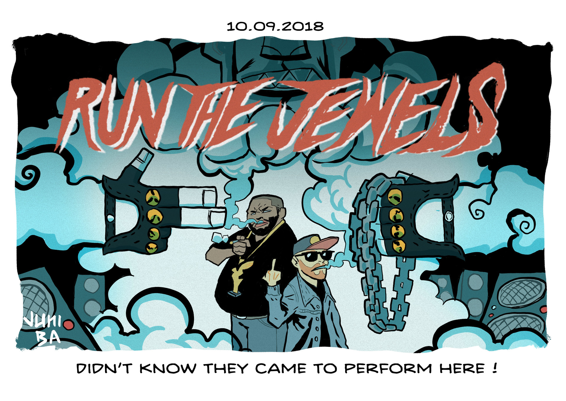 Juni ba 9 run the jewels
