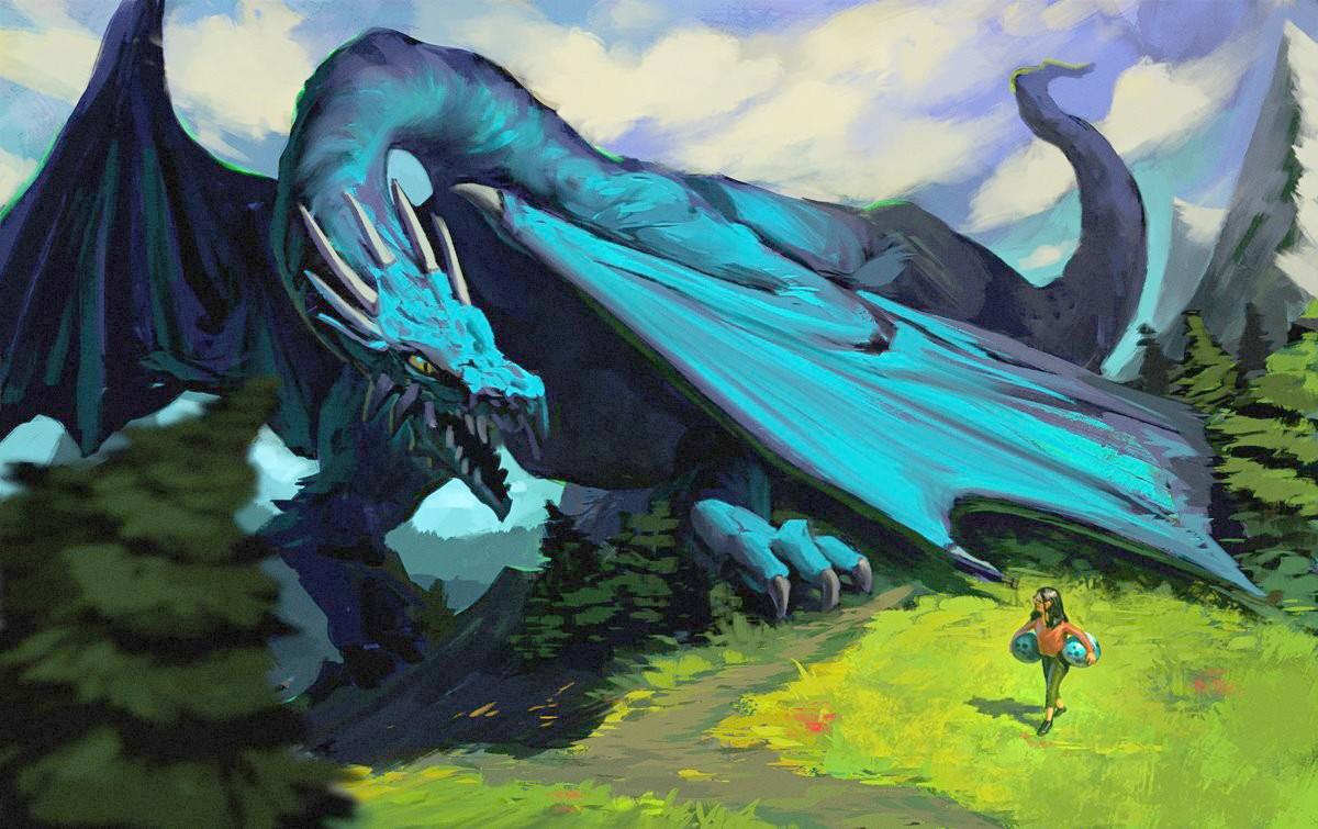 Douglas deri douglas deri dragon