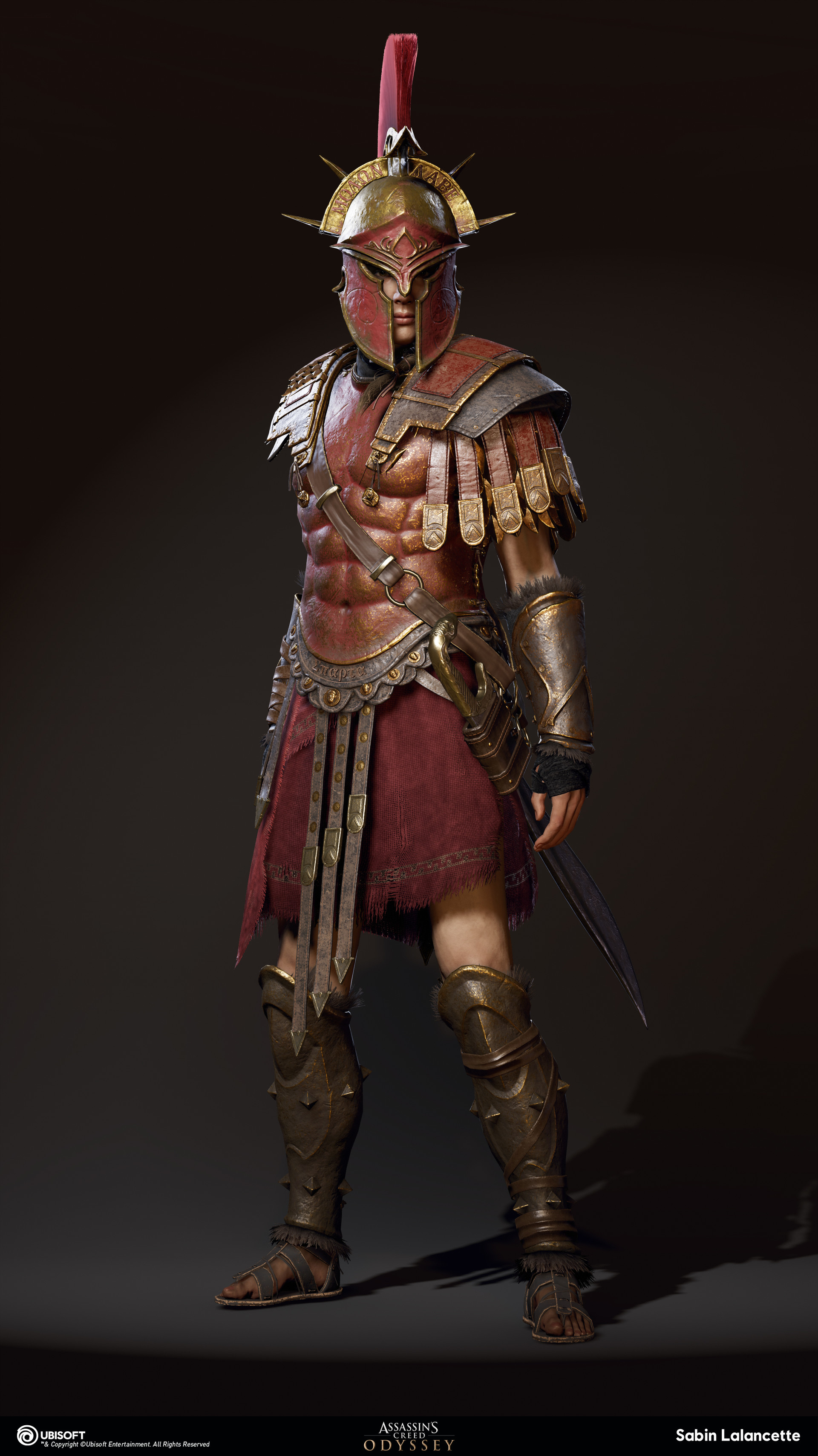 assassins creed odyssey kassandra all outfits