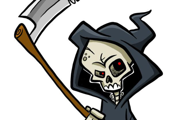 Day 14: skeleton