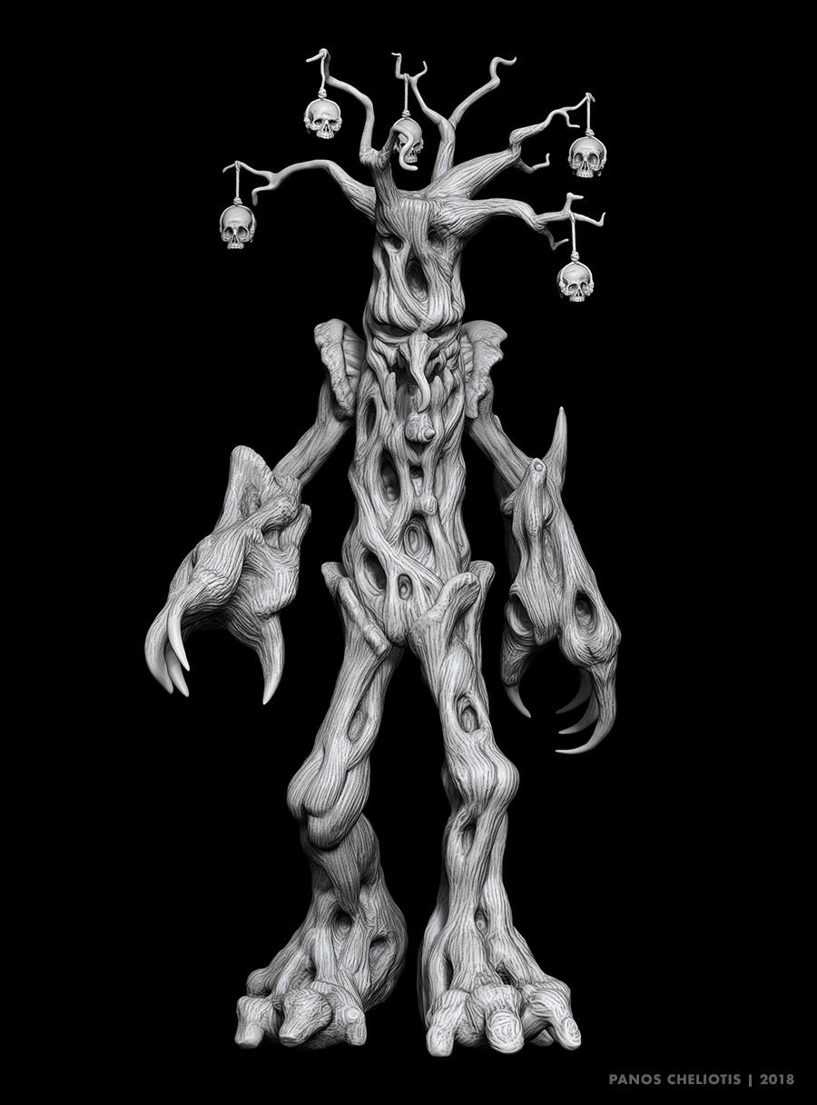 Treefolk Witch