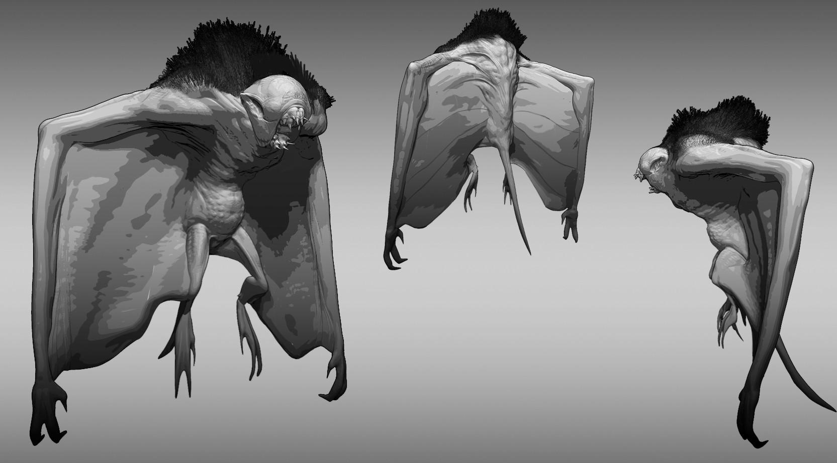 Luis carrasco titan creature luis 01