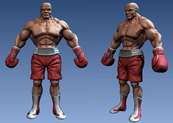 Default Boxer Sculpt