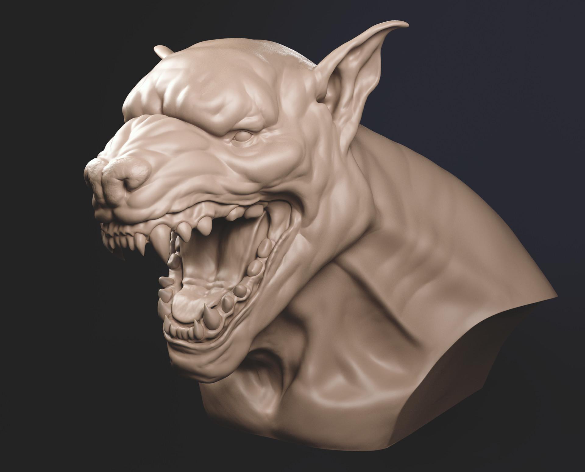 Douglas silva werewolf doug