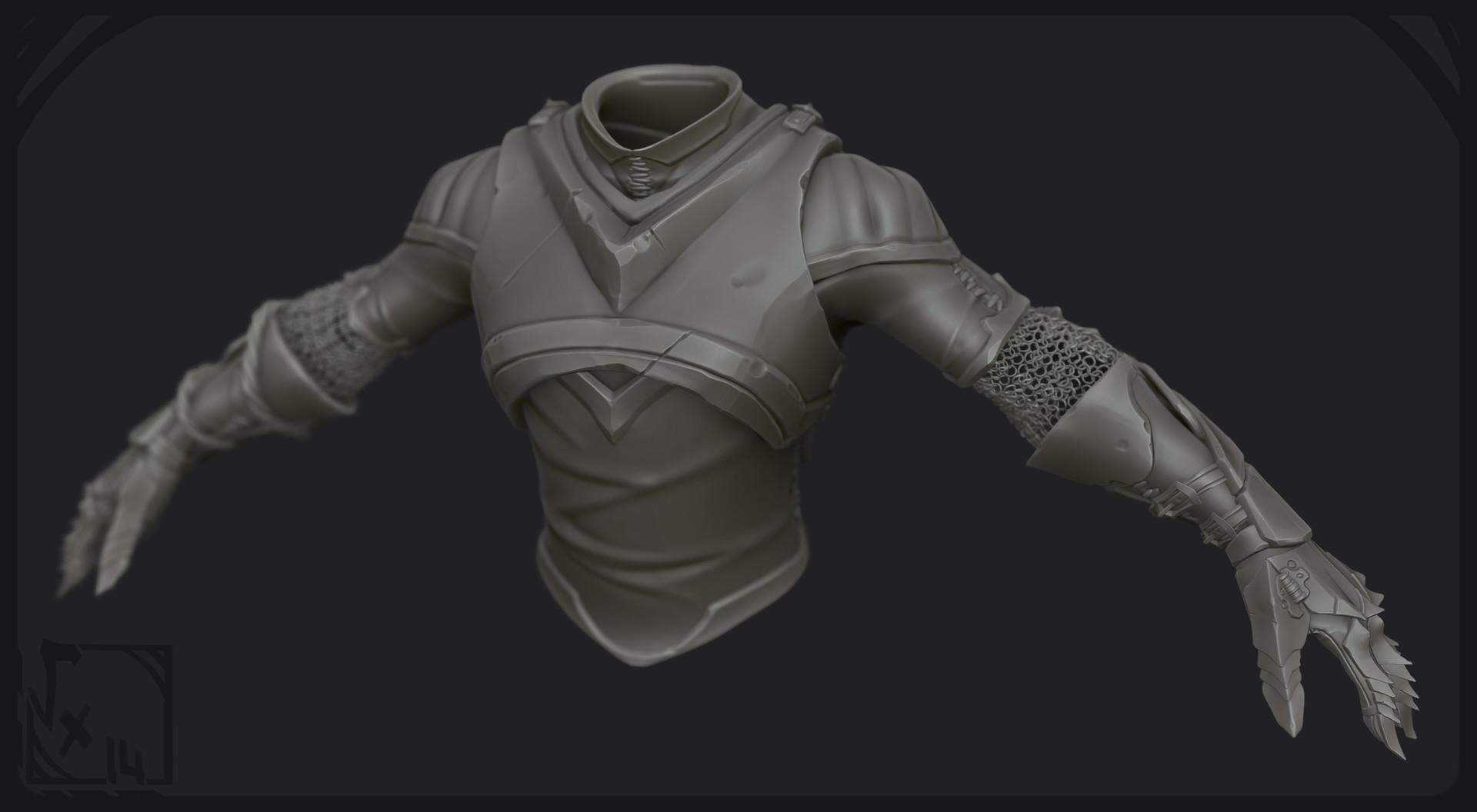 Etienne beschet prp armor sculpt 02