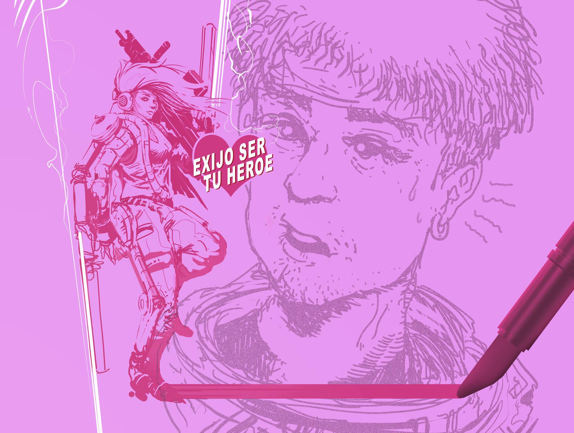 Francisco badilla mona rosada