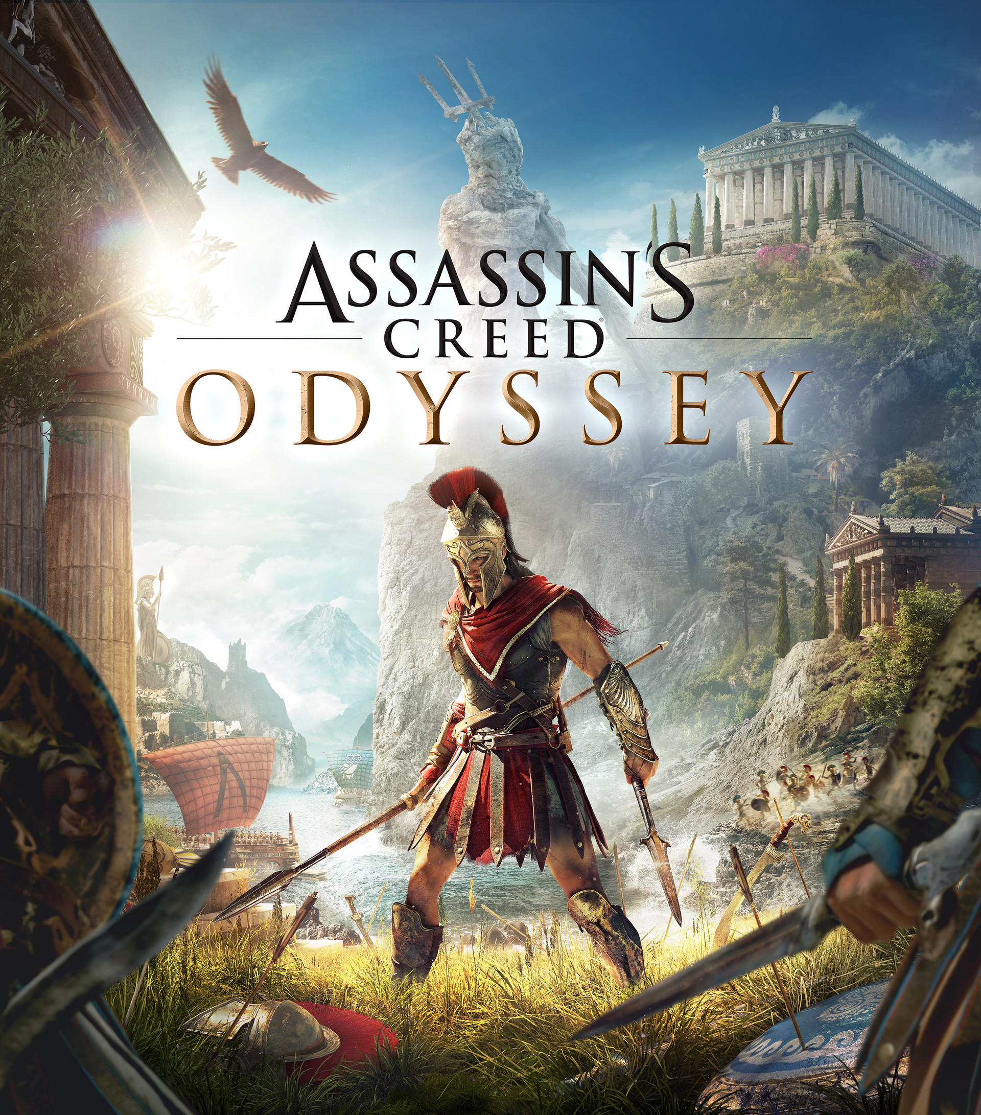seed Seven - Assassin's Creed ODYSSEY