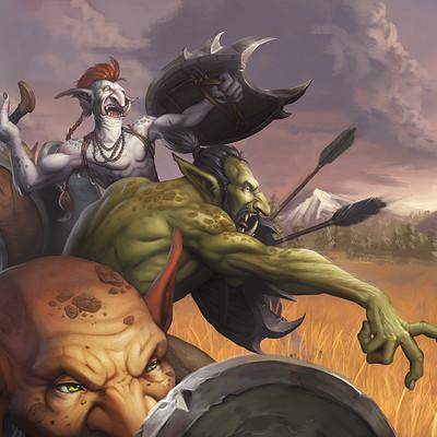Bruno cesar troll skirmishers