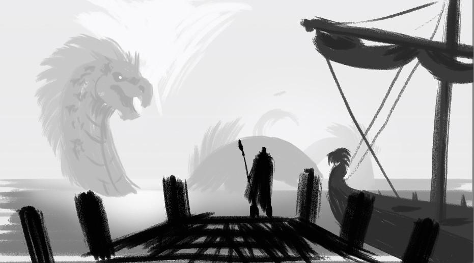 Leviathan thumb (10-20 min rough)