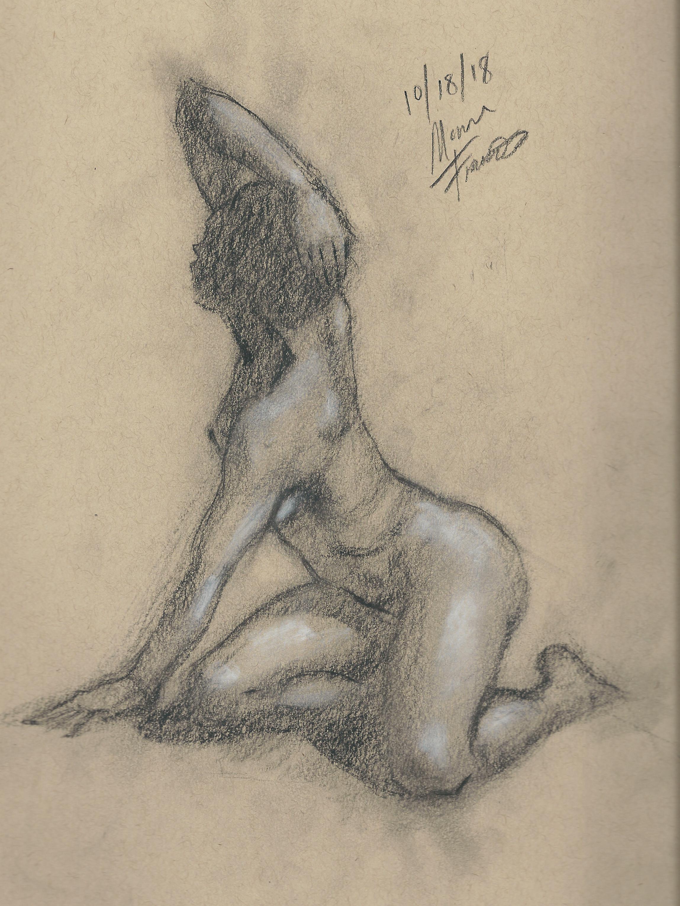 Mtheoryanimation - Muscular Woman Pose