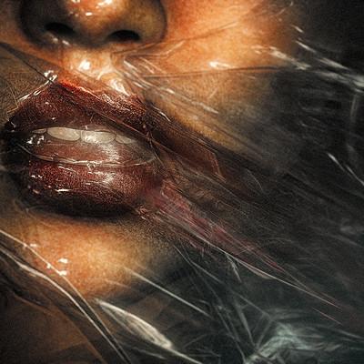 Owakulukem clevis plastic wrap lips reoil