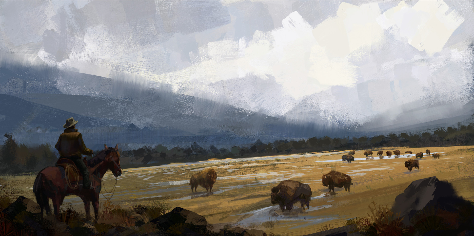 Jack dowell bison6 5