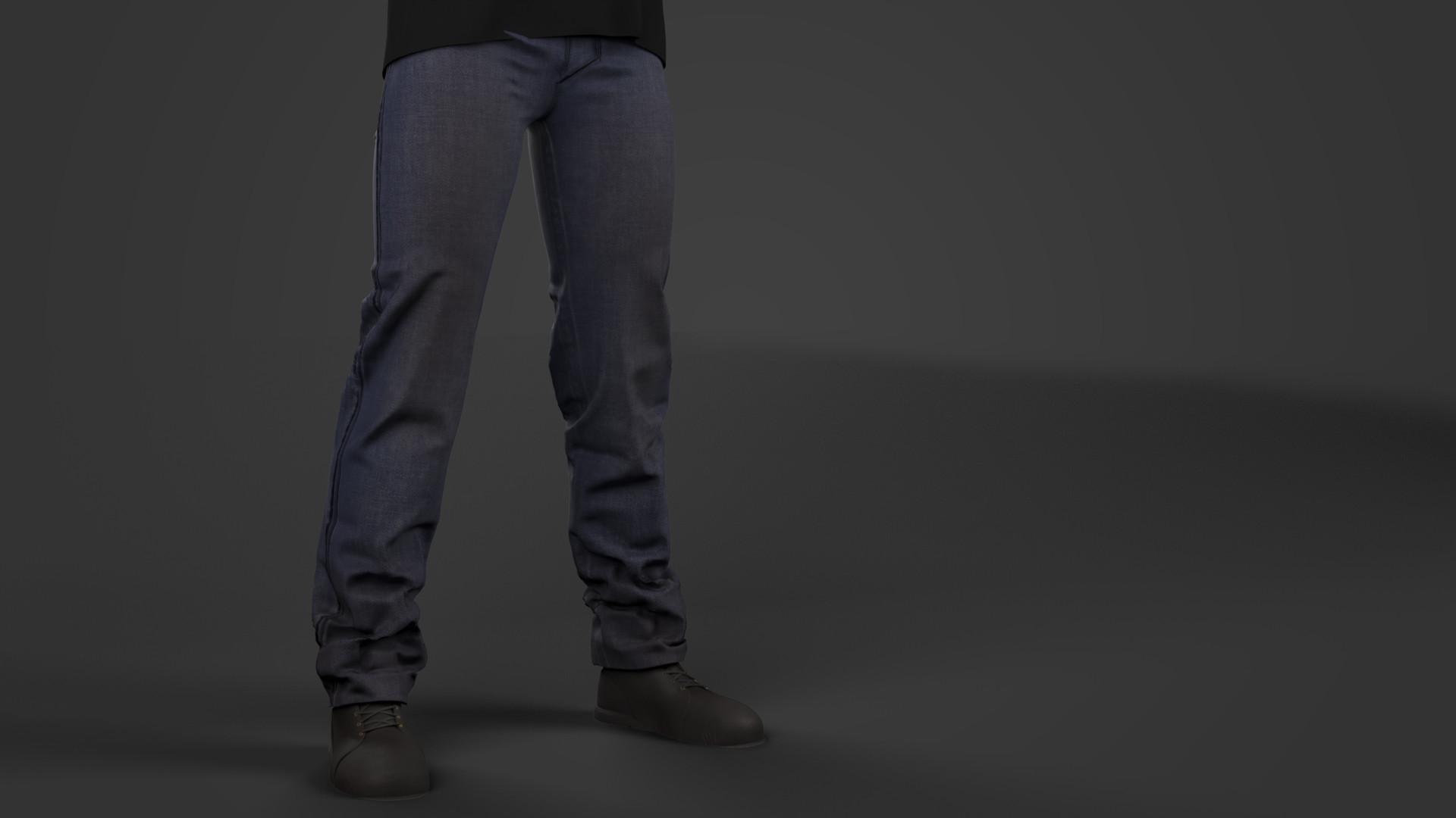 Josh mccann pants