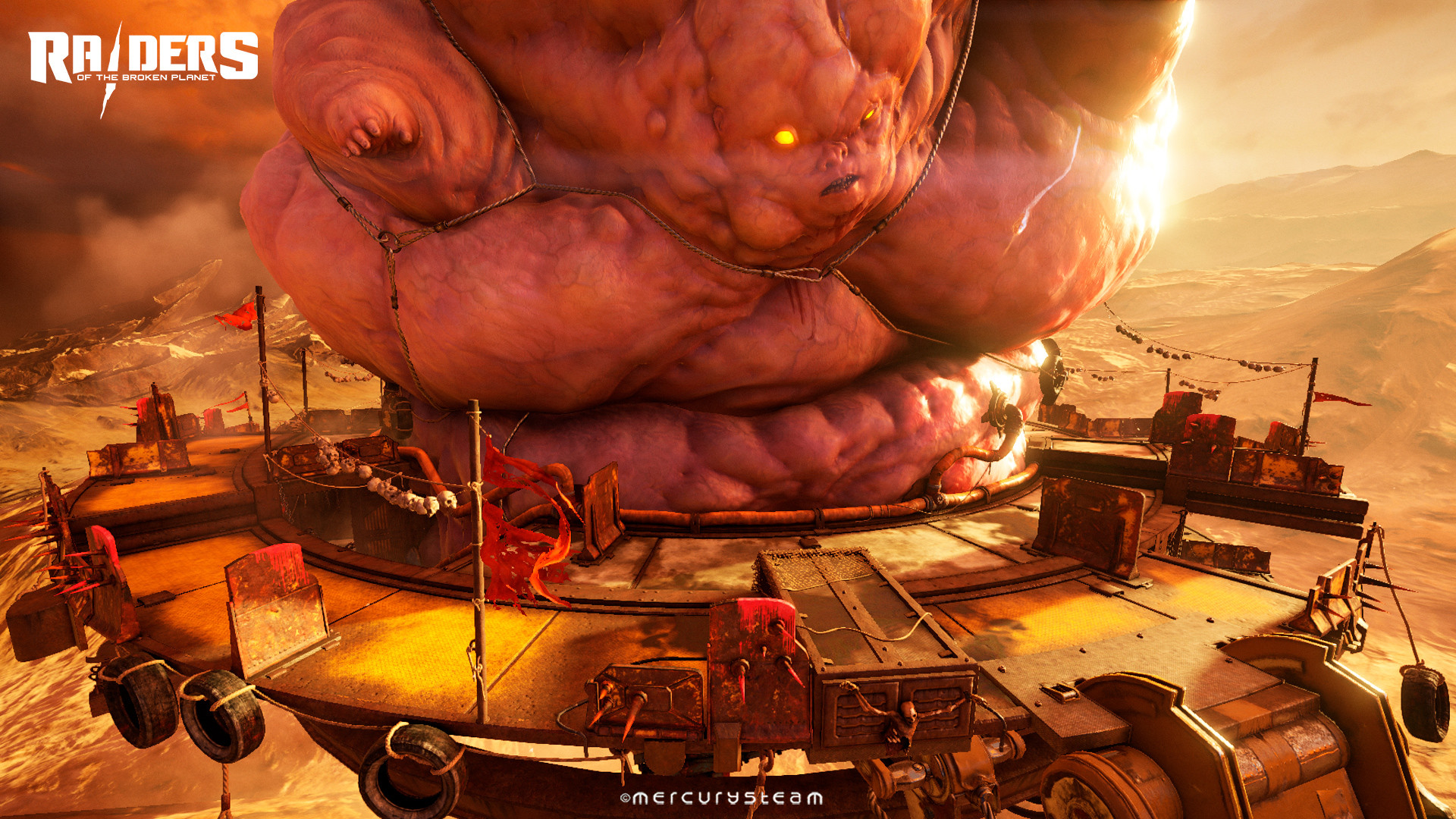 """Gameplay area of the second """"Wardog Fatty"""" - No Reservations mission"""