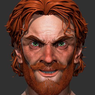 Damon woods oconnor charactersheet