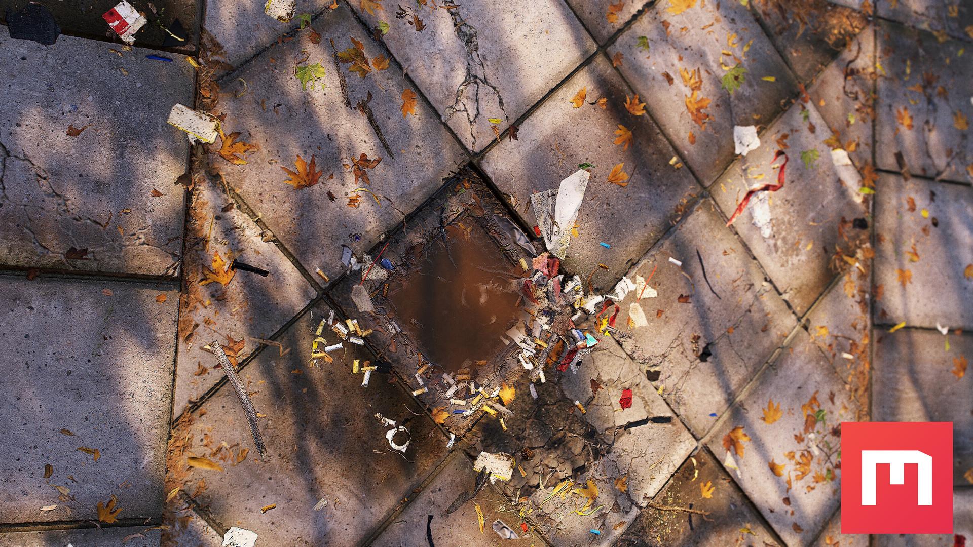 Josh Powers - Freelance Artist - [TUTORIAL] Damaged Concrete
