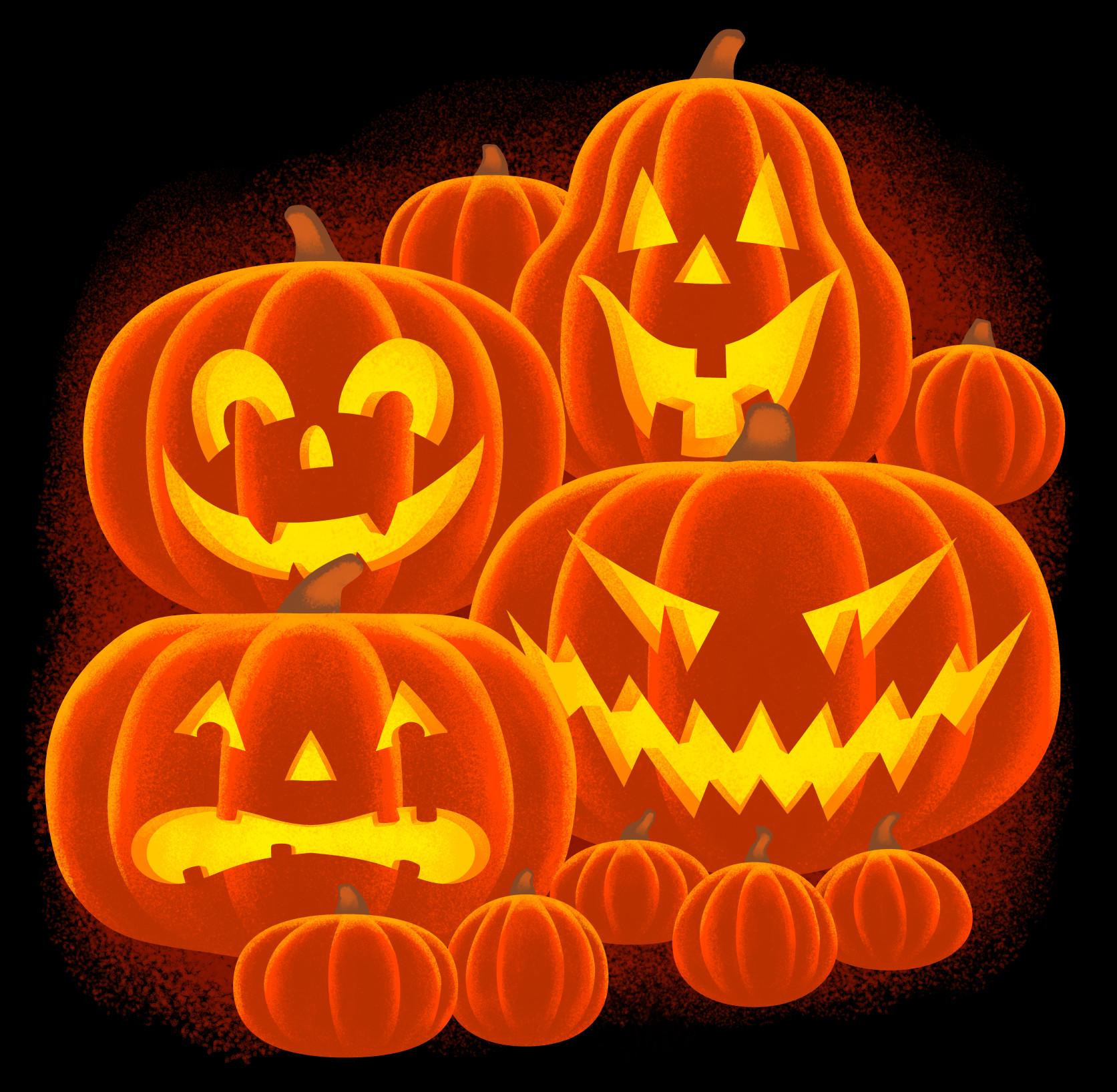 Tom martin buncha pumpkins
