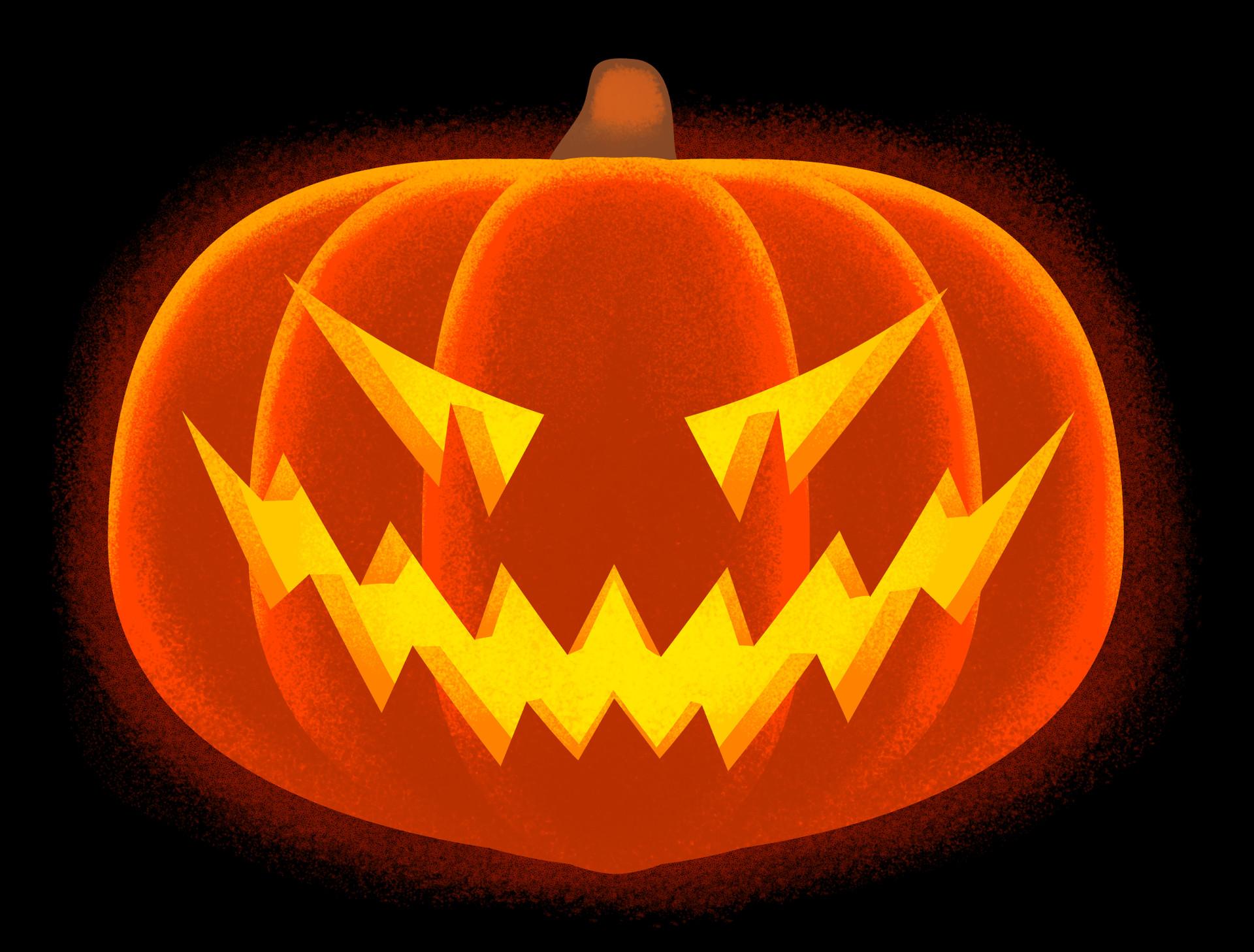Tom martin halloween 3 pumpkin 2