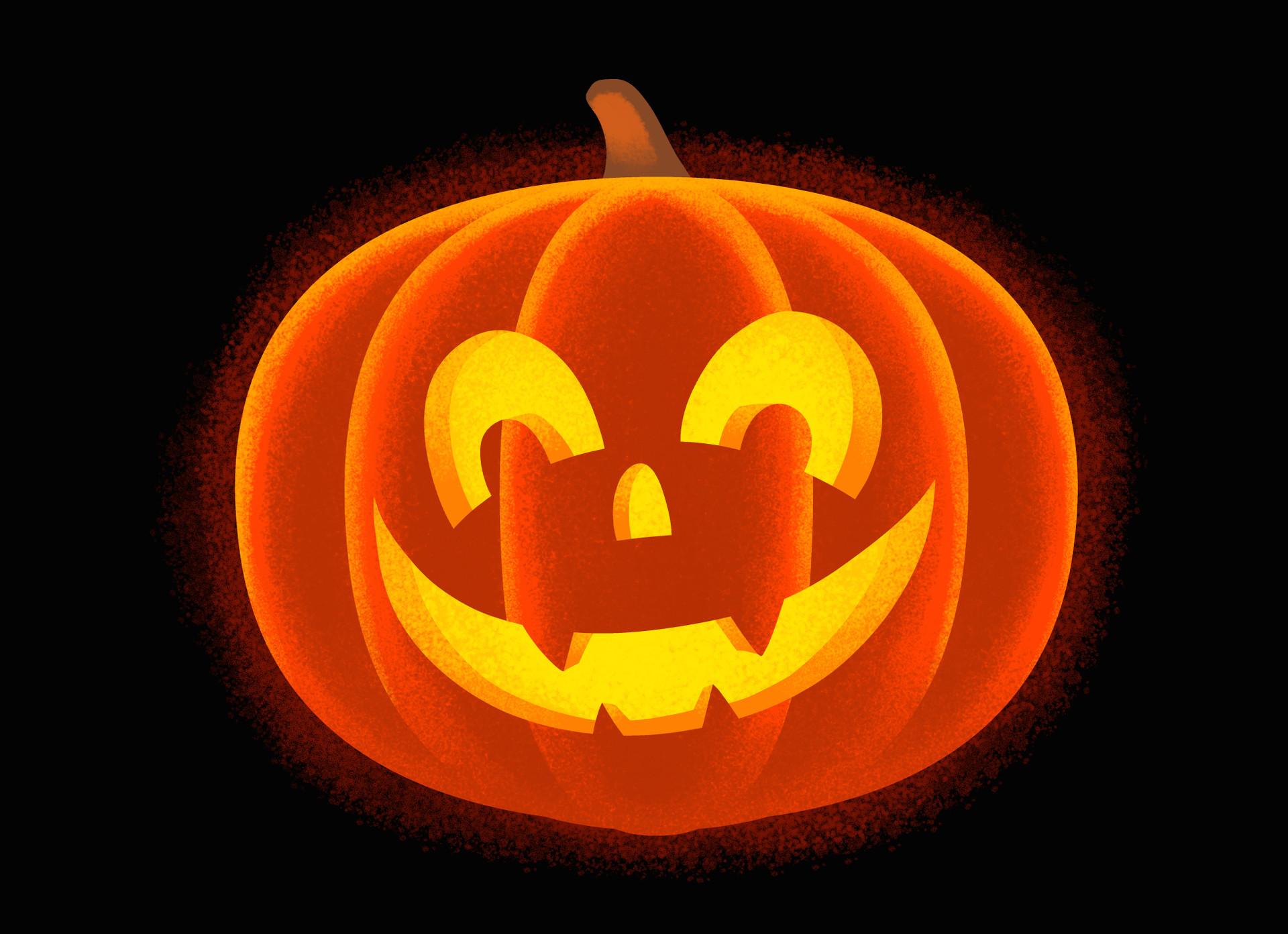 Tom martin halloween 3 pumpkin 3