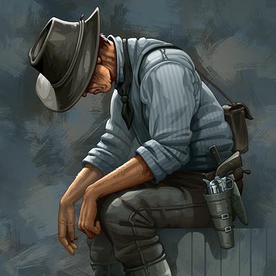 Brian taylor seatedcowboy