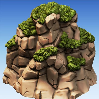 David hagemann environment sculpts