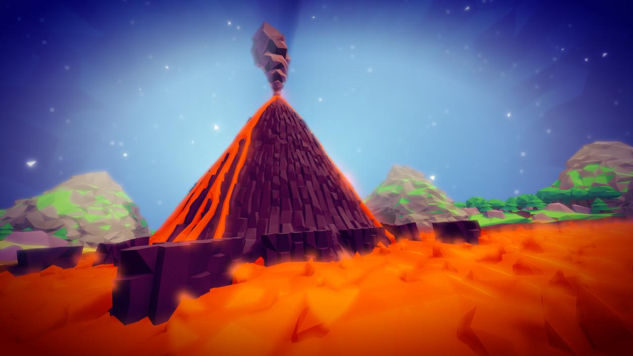 David hagemann intro volcano