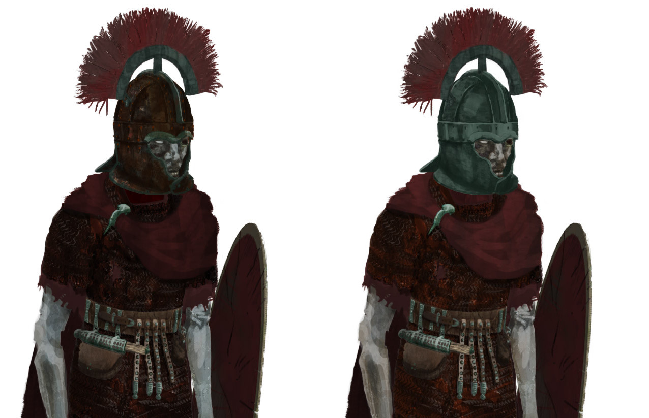centurion color alts