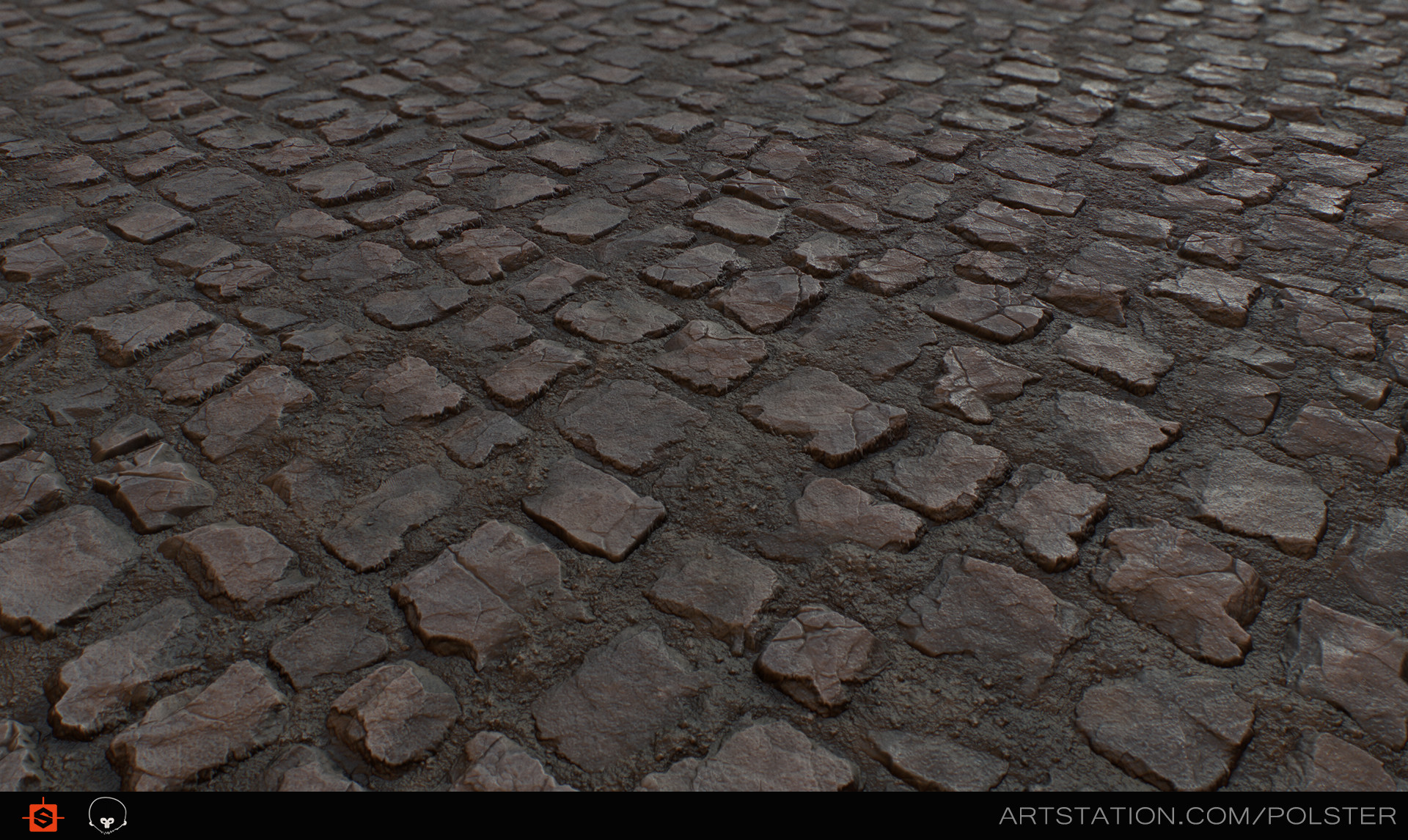 Stefan polster rough cobblestone day