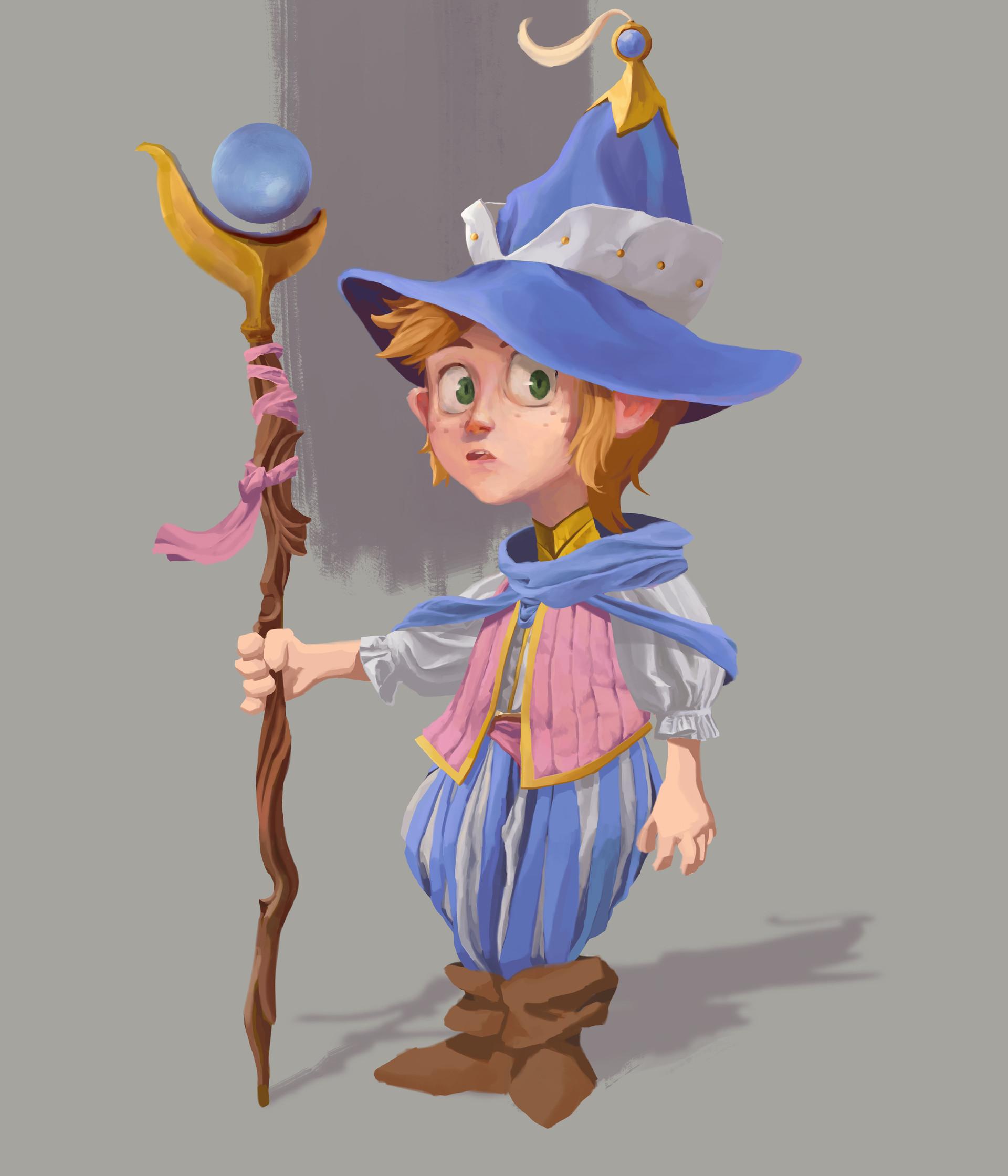 Michael edward smith 03 witch